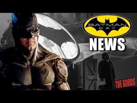 The Goods Podcast: Batman Day News