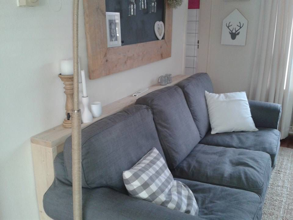 Sidetable Achter Bank : Plank achter bank huis in house home and