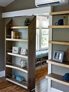 Best 25 Hidden Door Bookcase Ideas On Pinterest