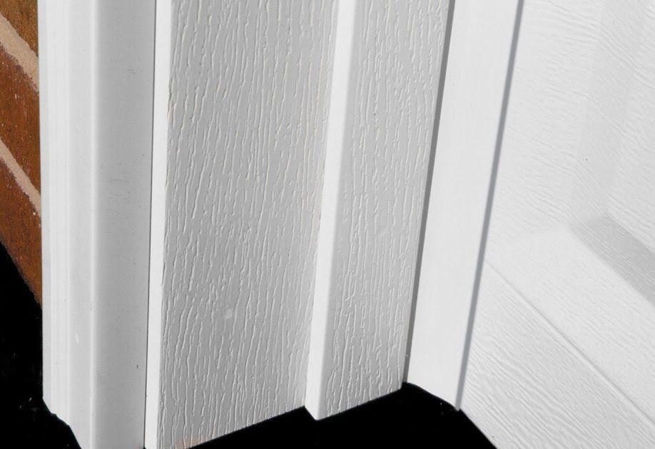 Replacing Garage Door Trim Garage Door Openings Use Trim That Helps Seal Out Rain And Snow The Trim Also Acts As A St Garage Door Trim Garage Doors Door Trims
