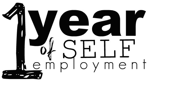 A reflection on one year of self employment as a handmade artist