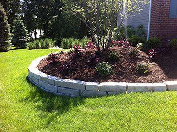 Ted Lare Garden Center   Stone
