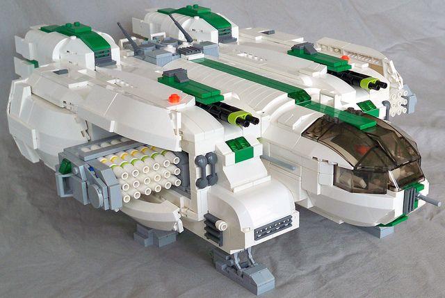 """""""Tsai"""" Assault Class Starfighter"""