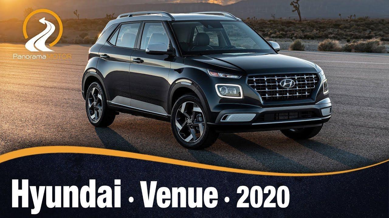 Hyundai Venue 2020 Maleteros, Freno de tambor y Motores