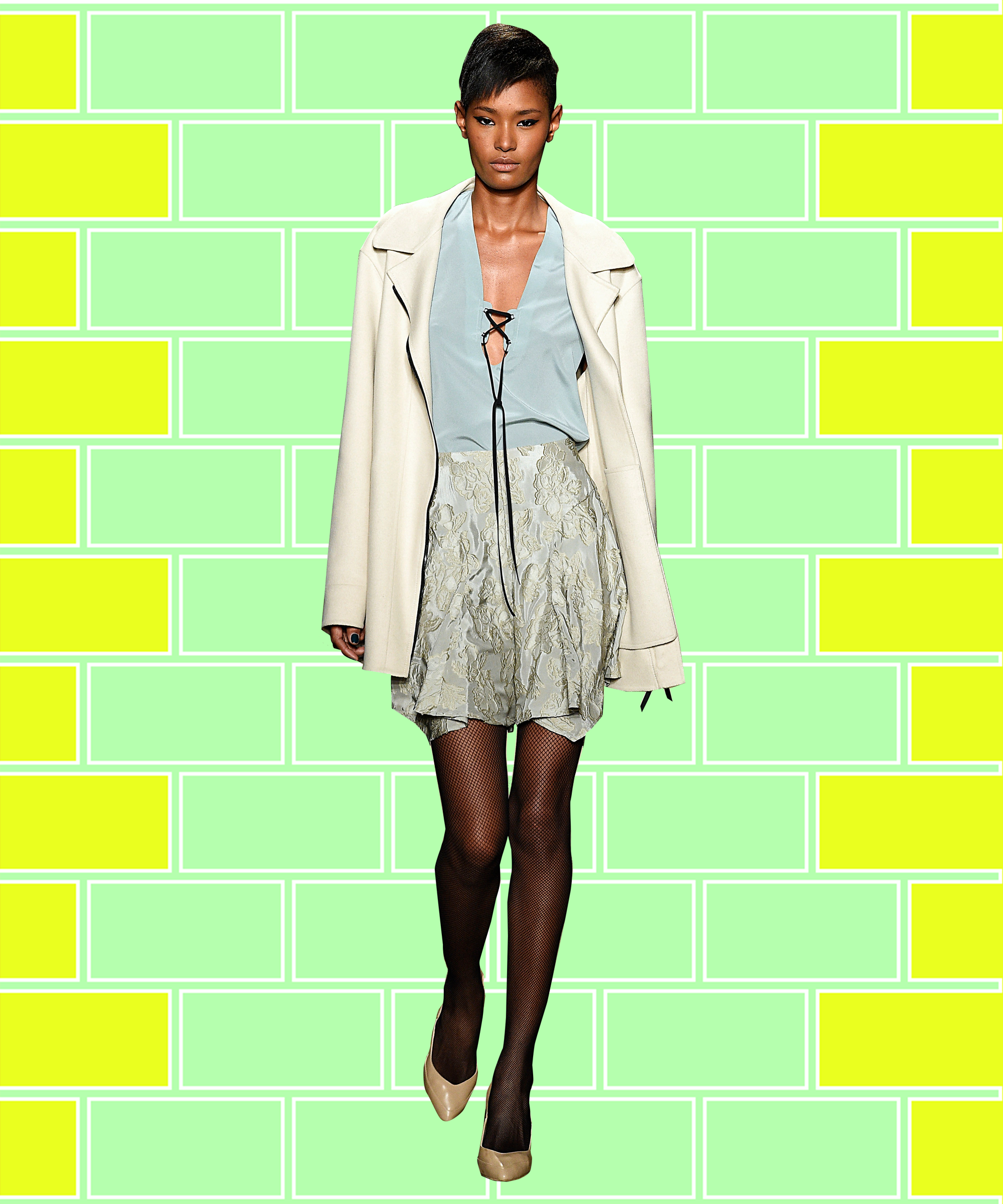The Fashion Week Trends That WILL Show Up In Fast Fashion