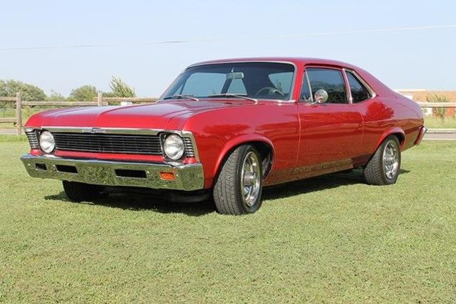 Used Classic Car For Sale In Wichita Kansas 1969 Chevy Nova