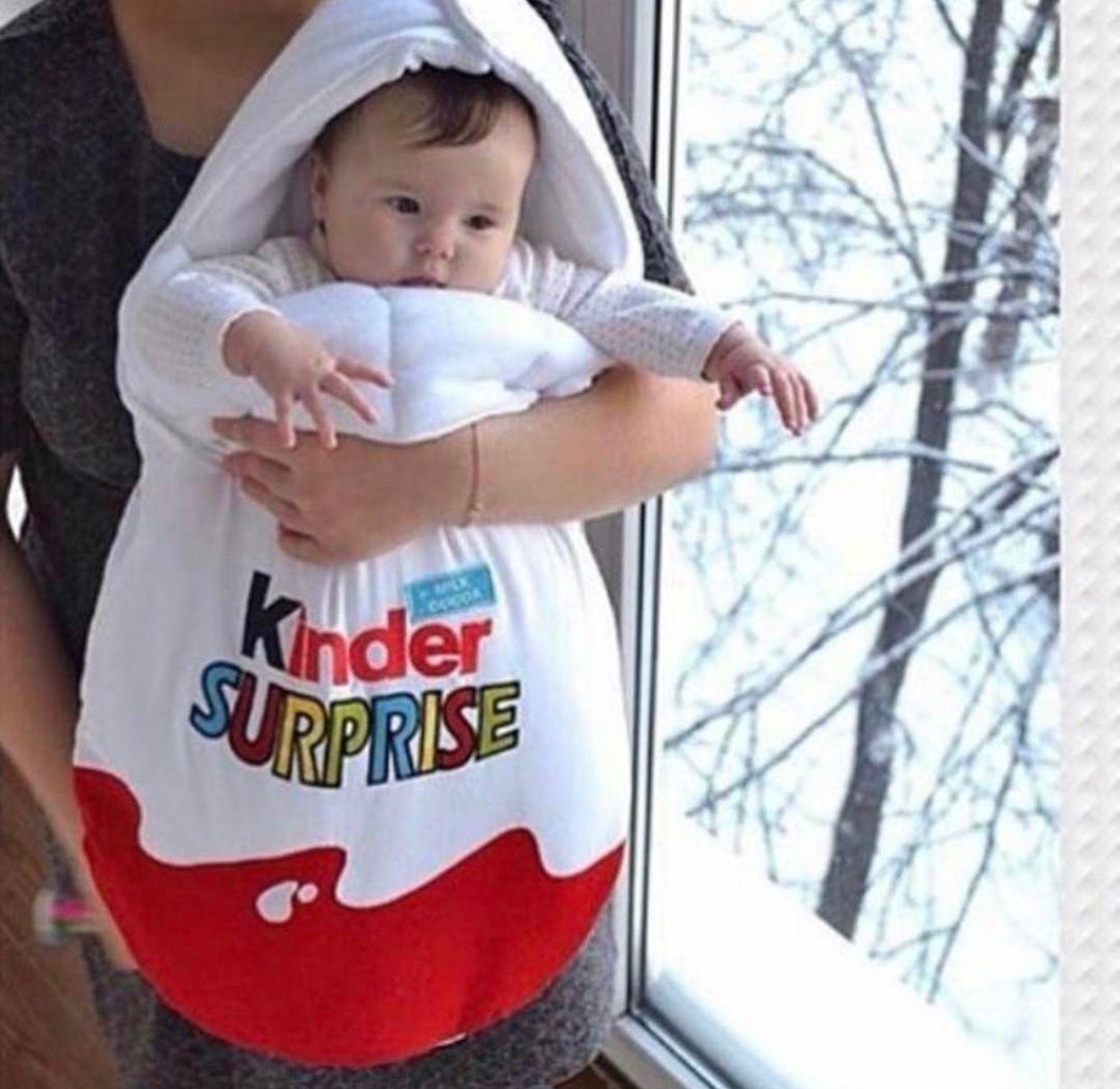 Kinder Surprise Baby