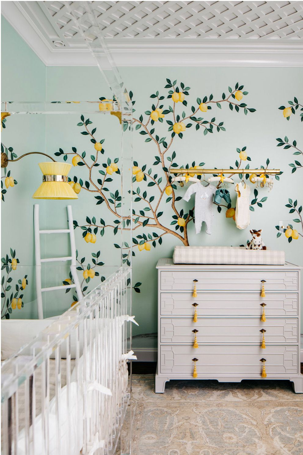 The Lemon Tree But For Dining Room