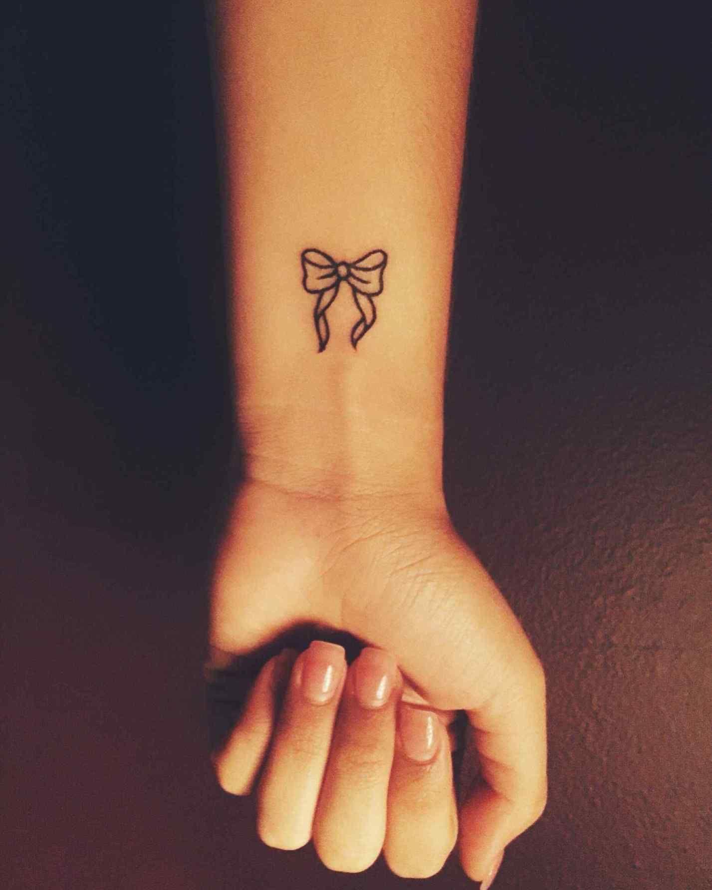 Front Wrist Tattoos : front, wrist, tattoos, Script, Tattoo, Wrist, Fresh, Small, Tattoos, Pinterest, Wrist,, Tattoo,, Simple