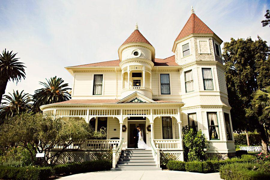 Camarillo Ranch House California