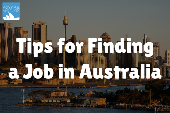 Finding A Job In Australia Before After You Move Australia Travel Jobs Find A Job