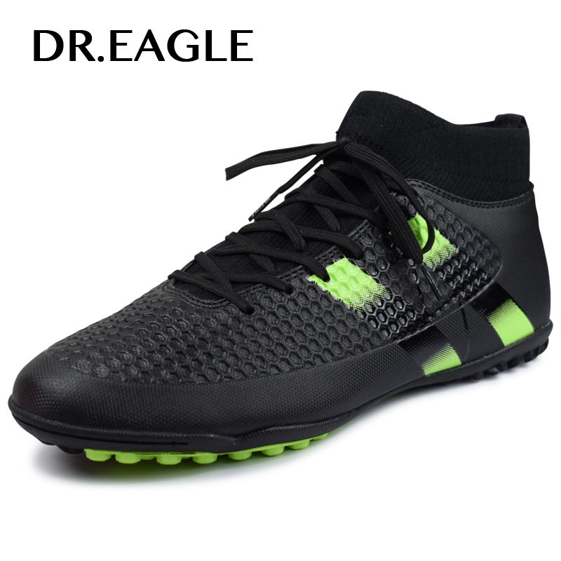7c1af05cb04 Men s Futzalki Football Shoes Sneakers Indoor Turf Superfly Futsal 2017  Original Football Boots Ankle High Soccer Boots Cleats