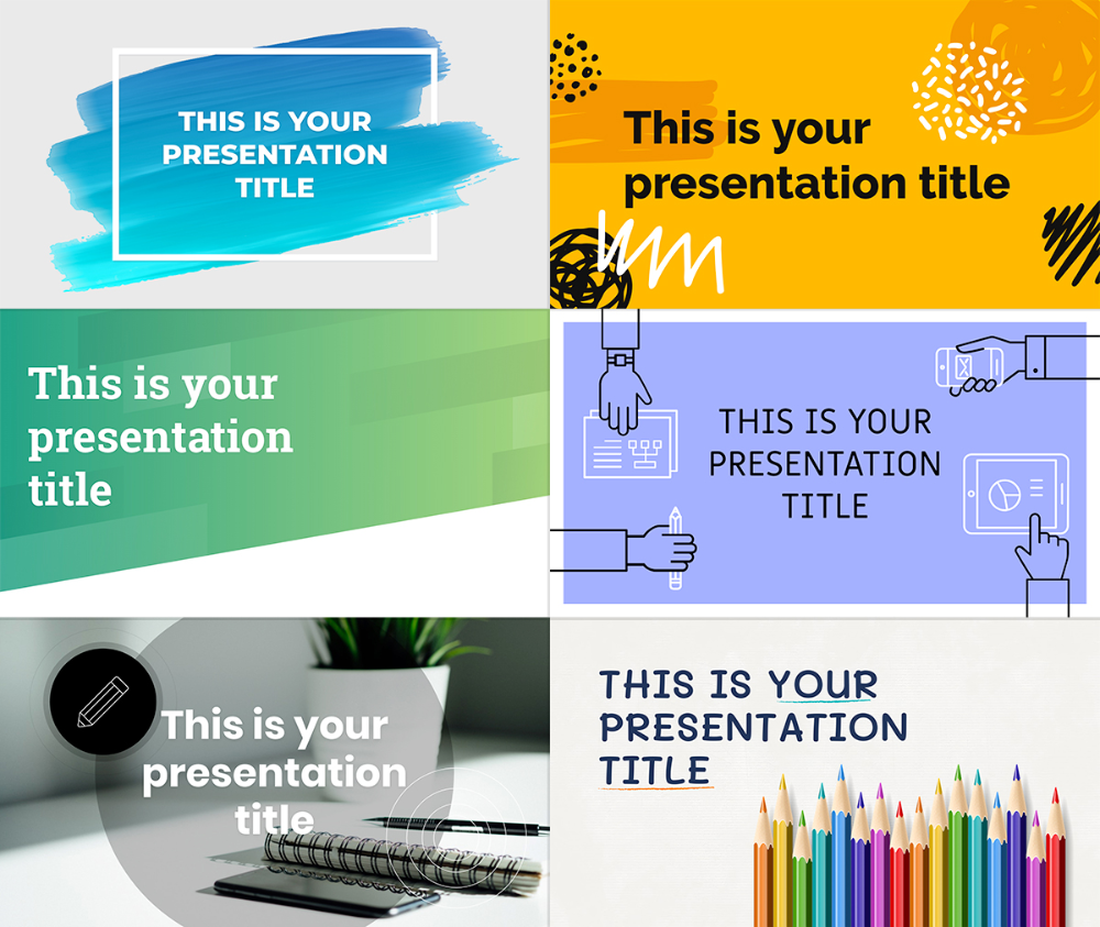 The Best Powerpoint Ppt Templates Google Slides Themes Canva Templates For Your Presentations Free Ppt Template Google Slides Themes Powerpoint Presentation