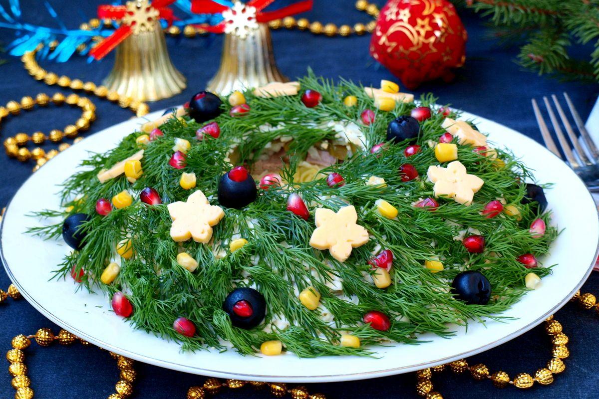 отваривания пакетах оформление новогодних блюд фото однолетняя культура