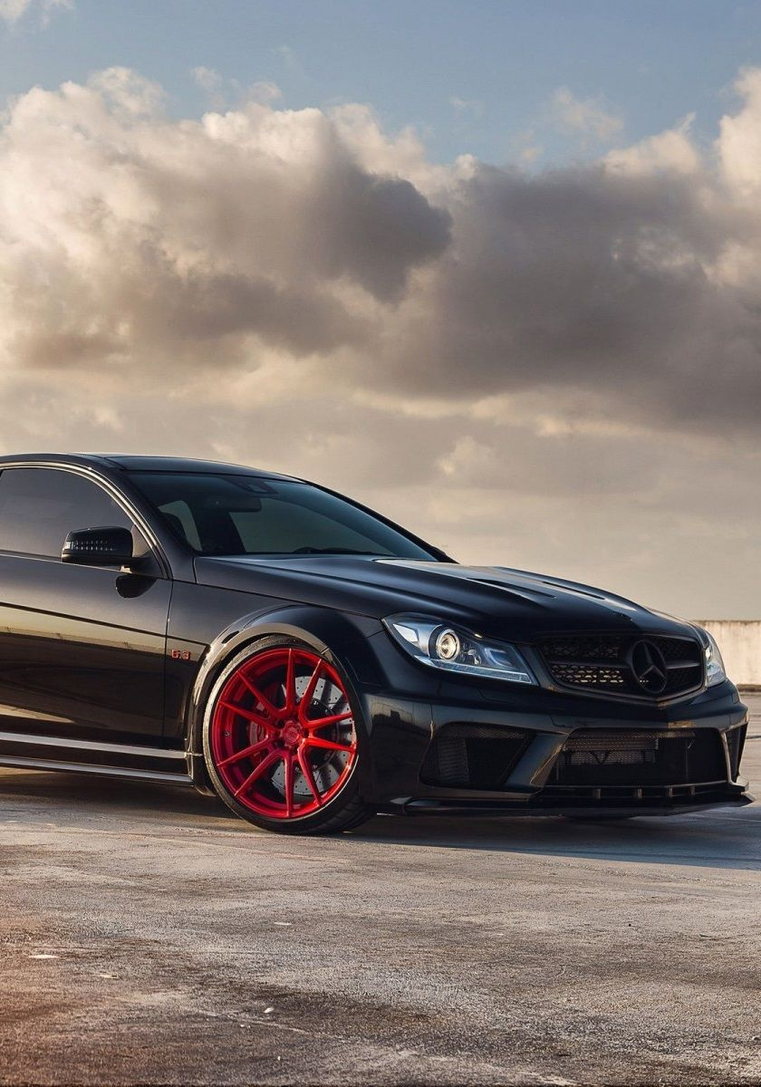 Mercedes benz c63 amg black series wallpaper for Mercedes benz c63 amg