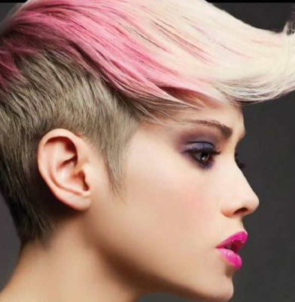 Register At The Hair Mob Today Http Hairmobility Com Pink Short Hair Short Hair Styles Grease Hairstyles