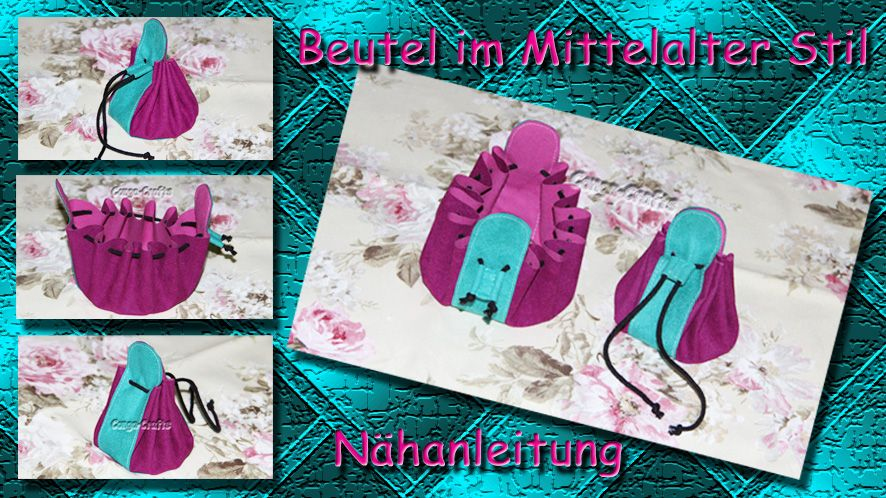 pin von conga crafts auf n hen anleitungen videos diy sewing tutorials pinterest. Black Bedroom Furniture Sets. Home Design Ideas
