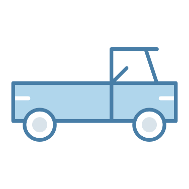 Check Out Pickup Truck Icon From Iconbros Truck Icon Pickup Trucks Car Icons
