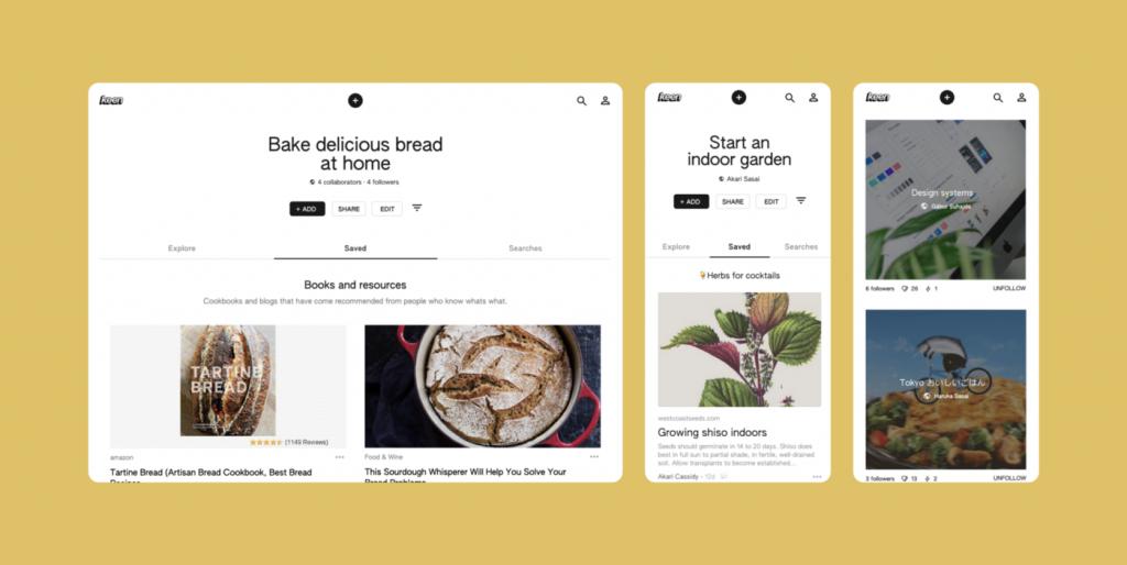 جوجل تطلق Keen منافس خدمة الصور Pinterest جوجل تطلق Keen منافس خدمة الصور Pinterest Likes App Machine Learning Social Networking Sites