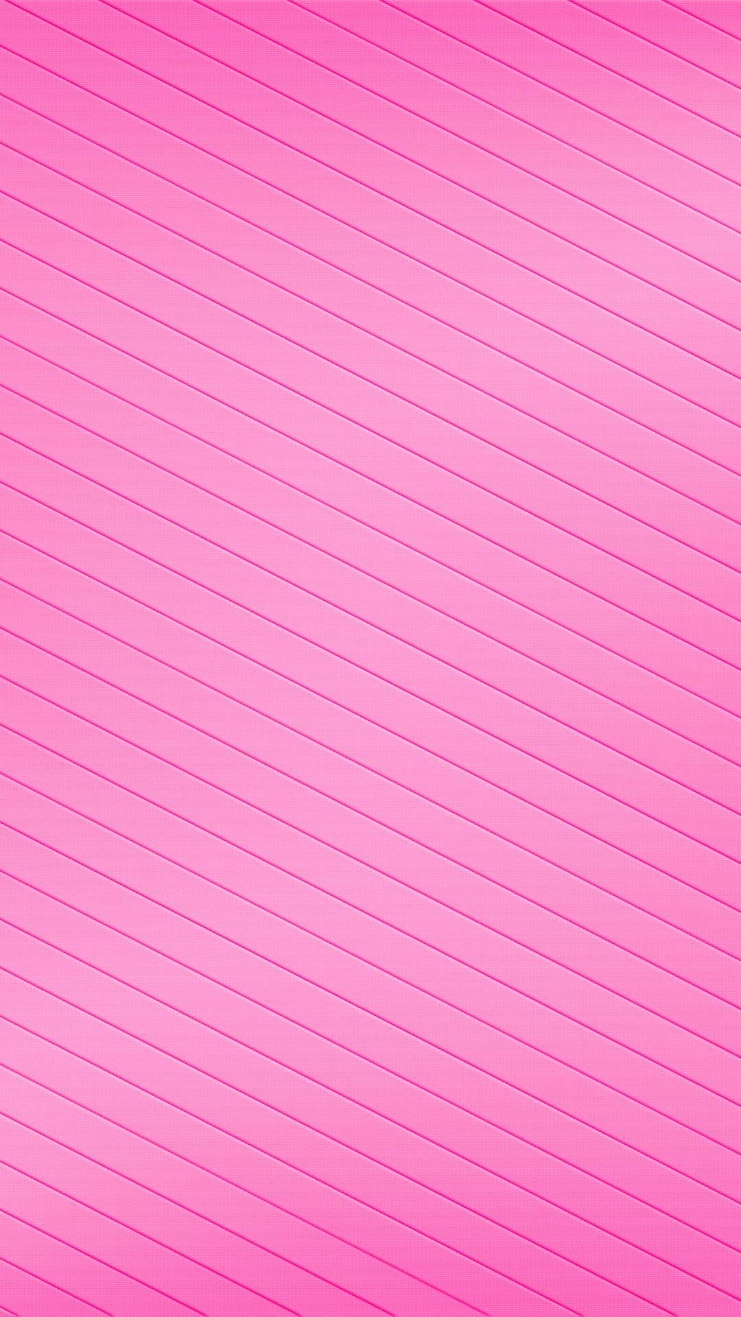 Cute Pink Simple Smartphone Wallpaper Pink Wallpaper