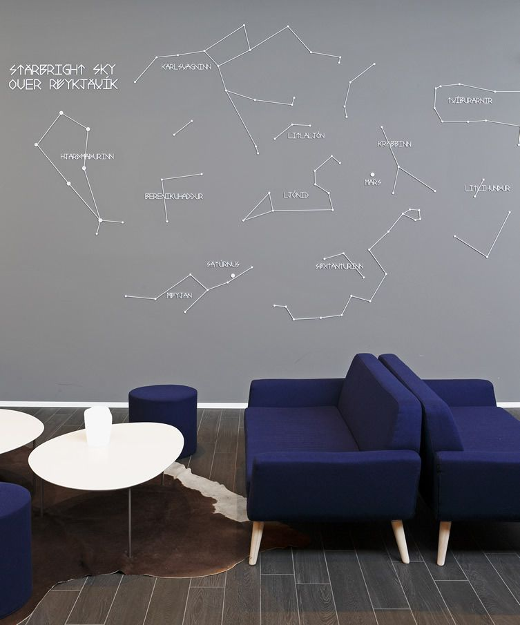 Reykjavik Hotelu0027s Concept Spans The Full Spectrum.