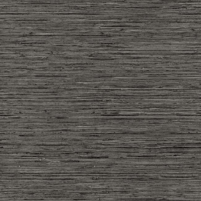 Grasscloth Peel Stick Wallpaper In Dark Grey By Roommates For York W Grasscloth Grasscloth Wallpaper Peel And Stick Wallpaper