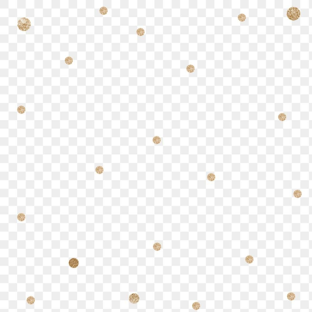 Gold Dots Png Transparent Background Premium Image By Rawpixel Com Adj Gold Dots Transparent Background Transparent