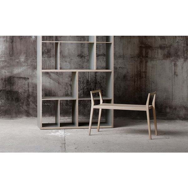 Sitzbank DEER aus Holz - minimalistisches Design für Küche - bilder für küche und esszimmer