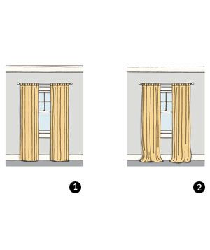 Guide To Curtains And Window Treatments Curtains Window