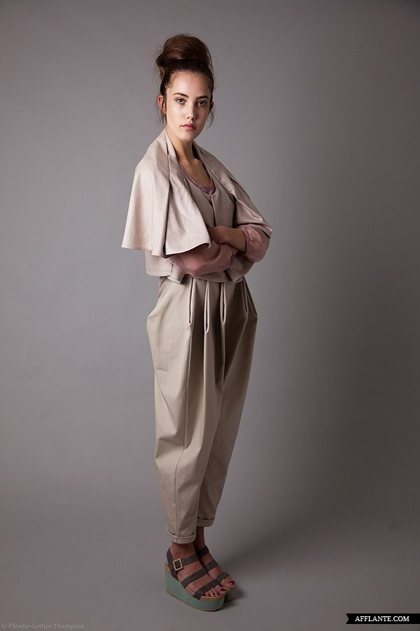 Graduate Fashion Collection 2012 // Zoe Walkers   Afflante.com