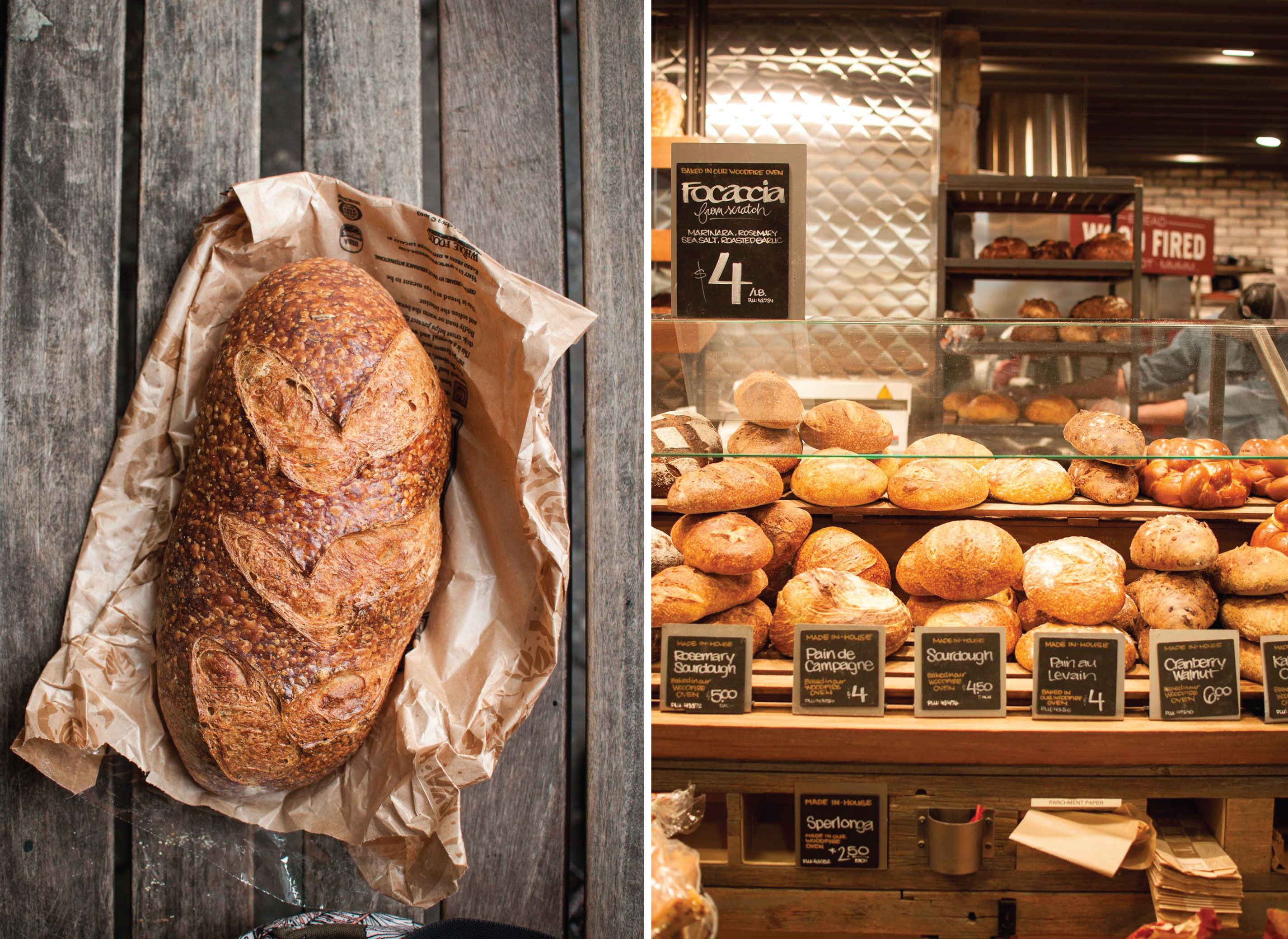 7 top sourdough places in new york city whole food