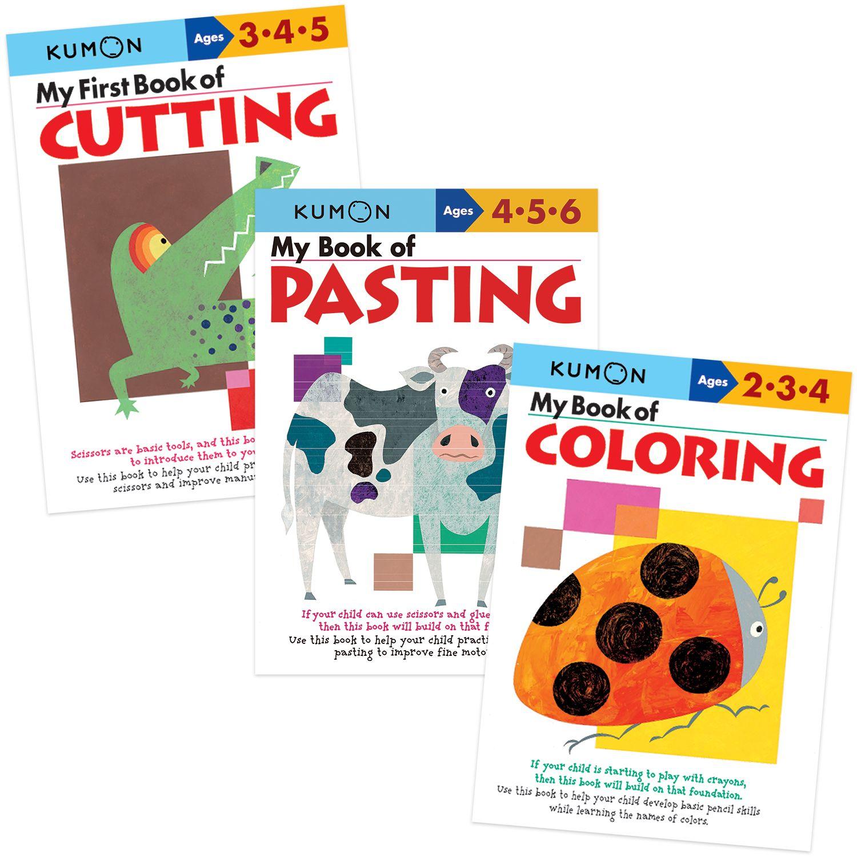 Kumon Activity Books Improve Verbal Math And Creative