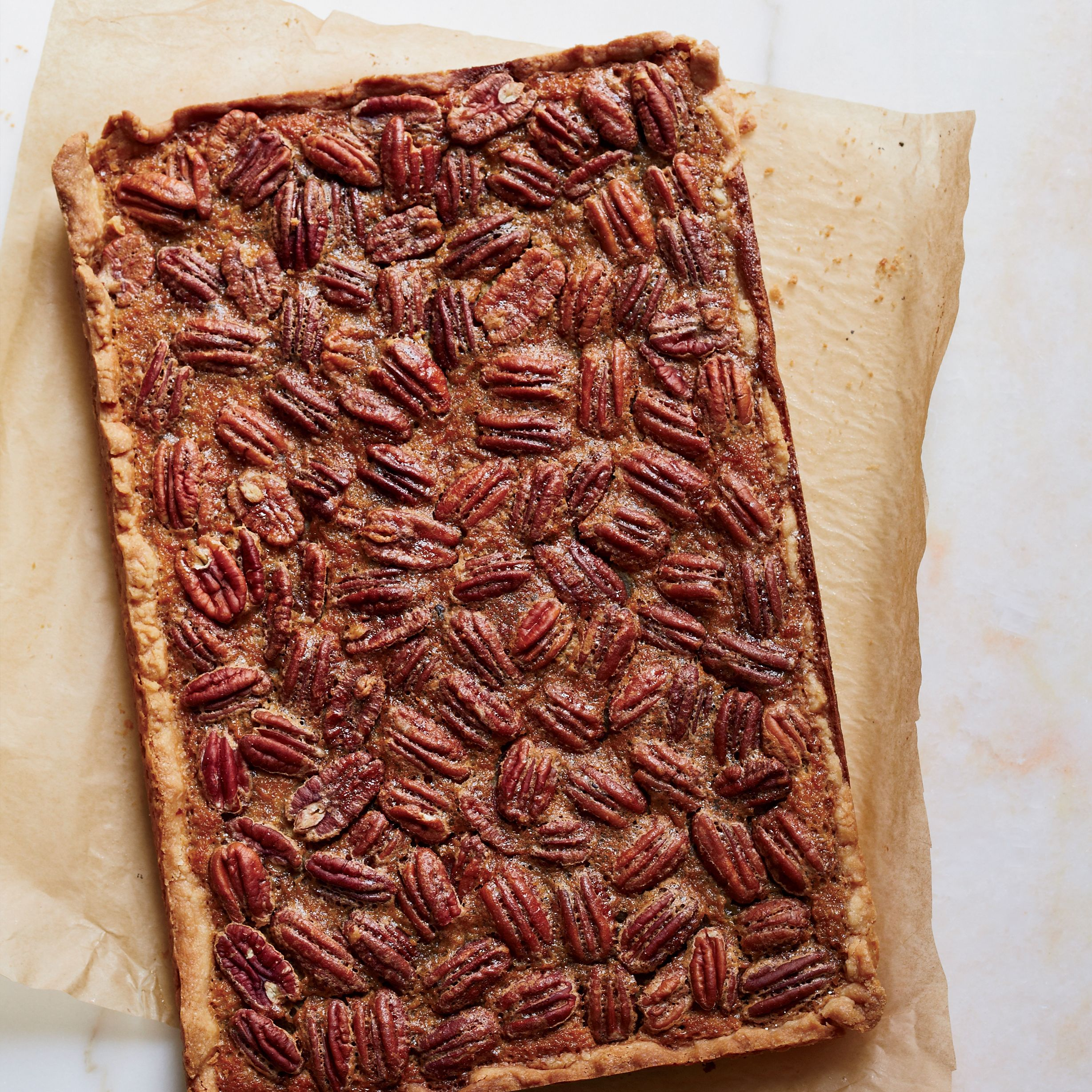 A fun and surprising take on the classic pecan pie these delicious instead of pies make pie bars hungry crowd on food wine forumfinder Gallery