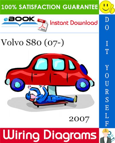 2007 Volvo S80 07 Wiring Diagram In 2020 Repair Manuals Volvo Repair