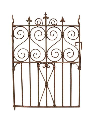 Antique Wrought Iron Pedestrian Side Gate Uk Heritage Side Gates Victorian Front Doors Wrought Iron