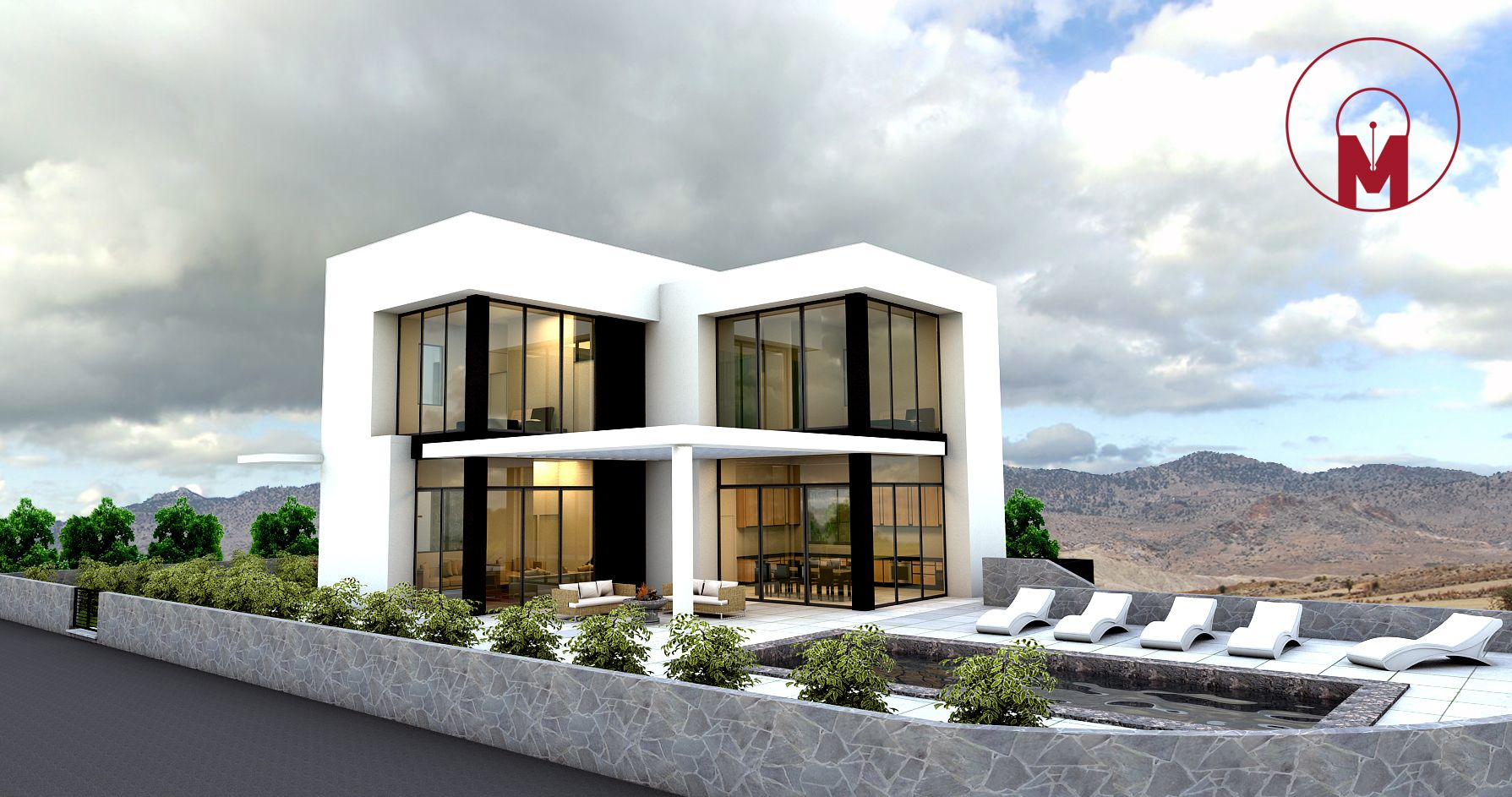 Engineer's House/ Dikmen, Architect : Onur Olguner Civil Engineer : Mehmet Aydın Öncülay, Olguner Design Studio