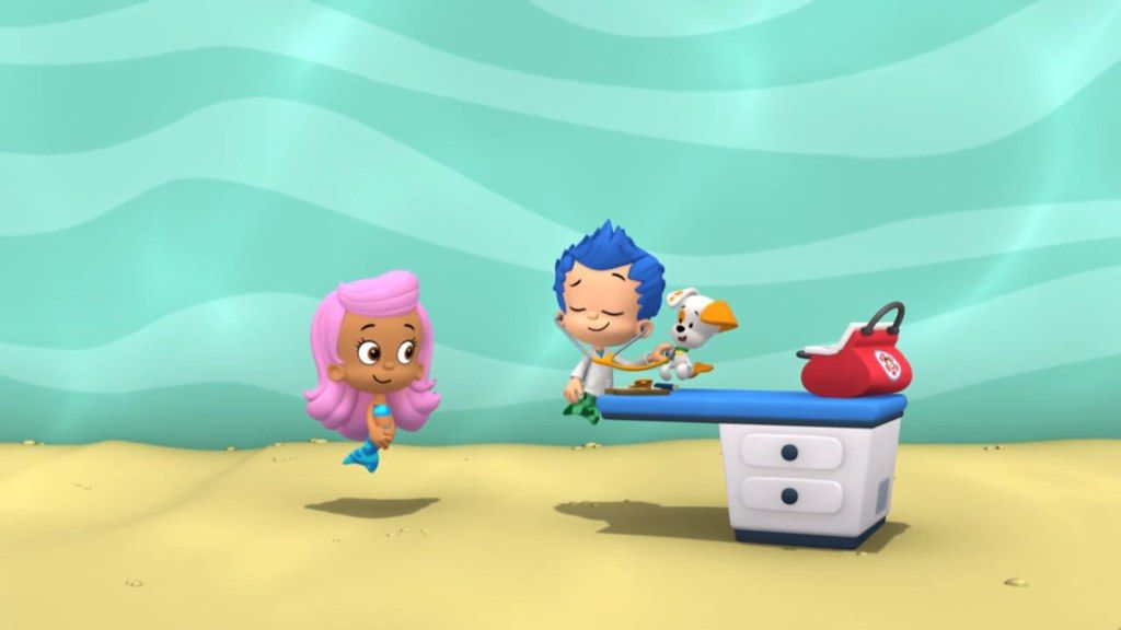Puppy Love! Bubble Guppies