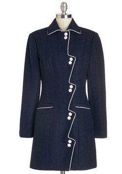 Outerwear - Dock About It Coat