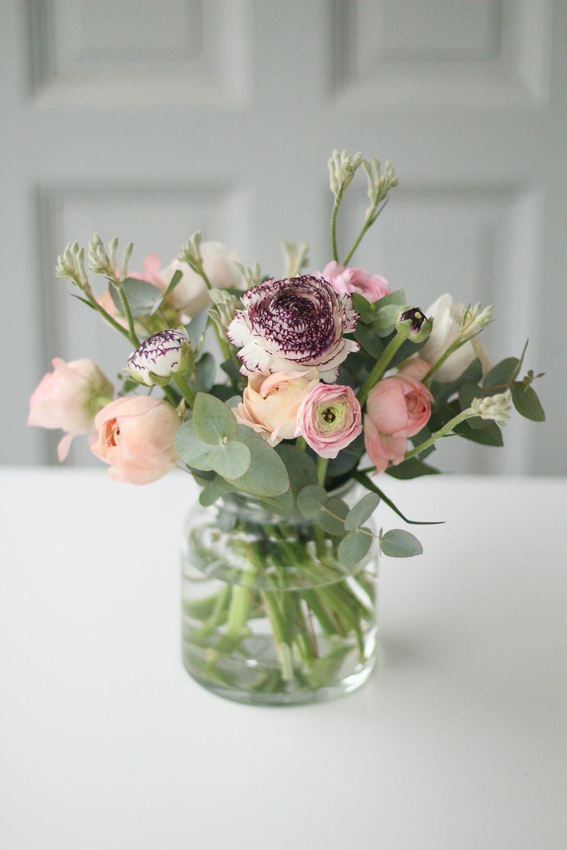 floralitten  floralitten  blumen  Tischdeko blumen Eukalyptus hochzeit und Blumen