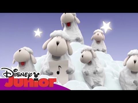 Lustige Weihnachtslieder Für Kinder.Disney Junior Lalelu Gute Nacht Lied Youtube A Lustige