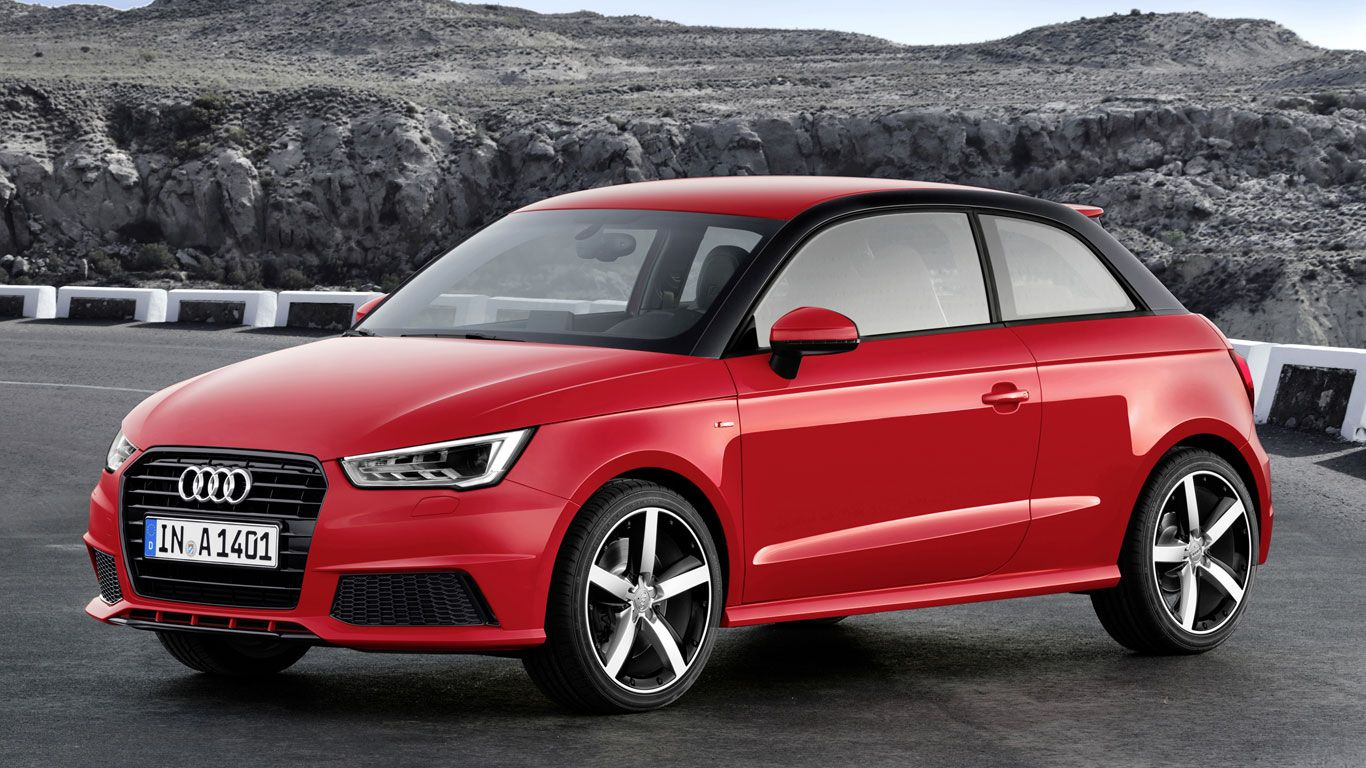 2015 Audi A1 Facelift The 2015 Facelift Might Not Be The Biggest