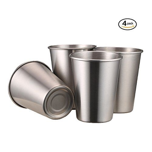 Norpro Stainless Steel Sauce Cups Set of 4