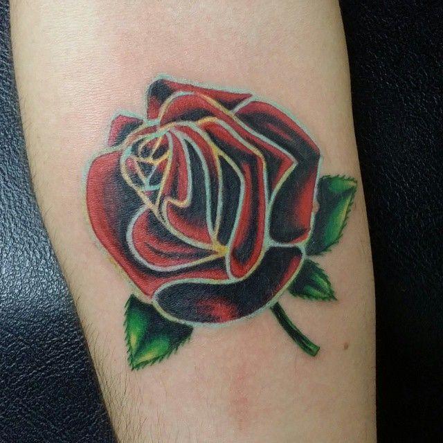 Grateful Dead Rose Tattoo grateful dead tattoos : gd ...