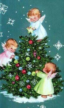 Pin By Susan Long Benson On Christmas Cards More Vintage - Vintage-navidad