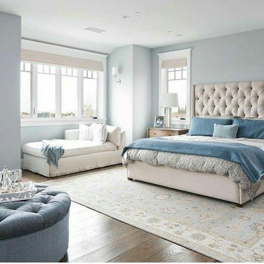 Stunning bedroom!
