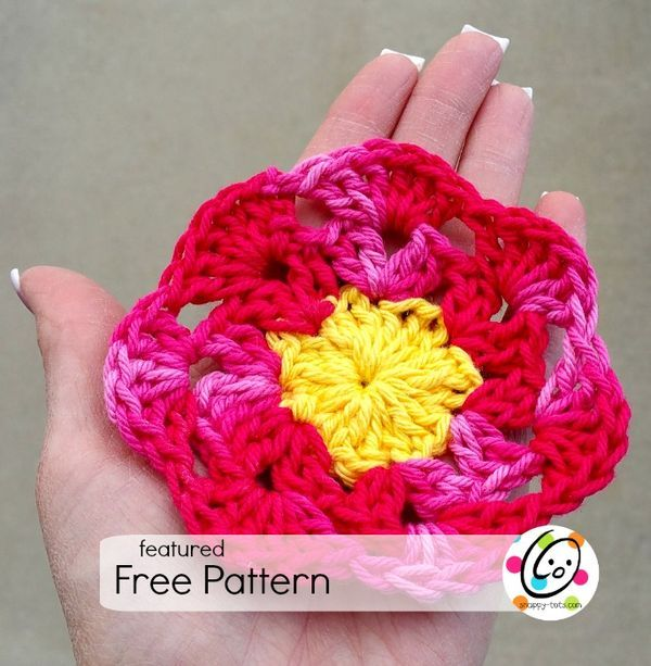 Featured Free Pattern: Simply Scrubbie
