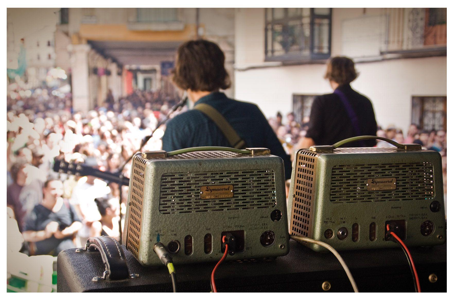 MUCHO. Sonorama 2011.