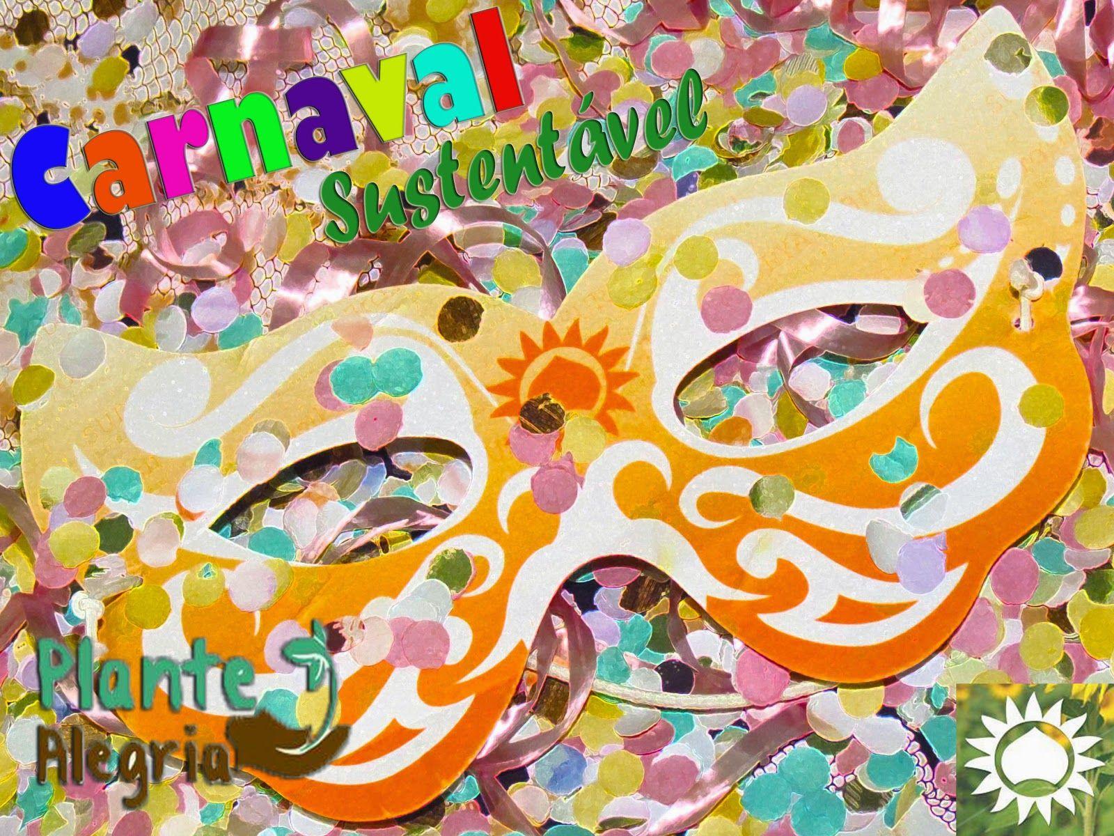 Terapia Feminina: Carnaval sustentável com a Surya Brasil ação #Plan...