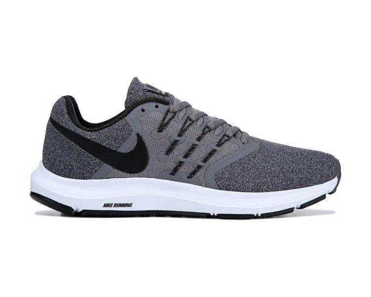 7cffbef6a Nike Run Swift Running Shoe Gunsmoke   Black