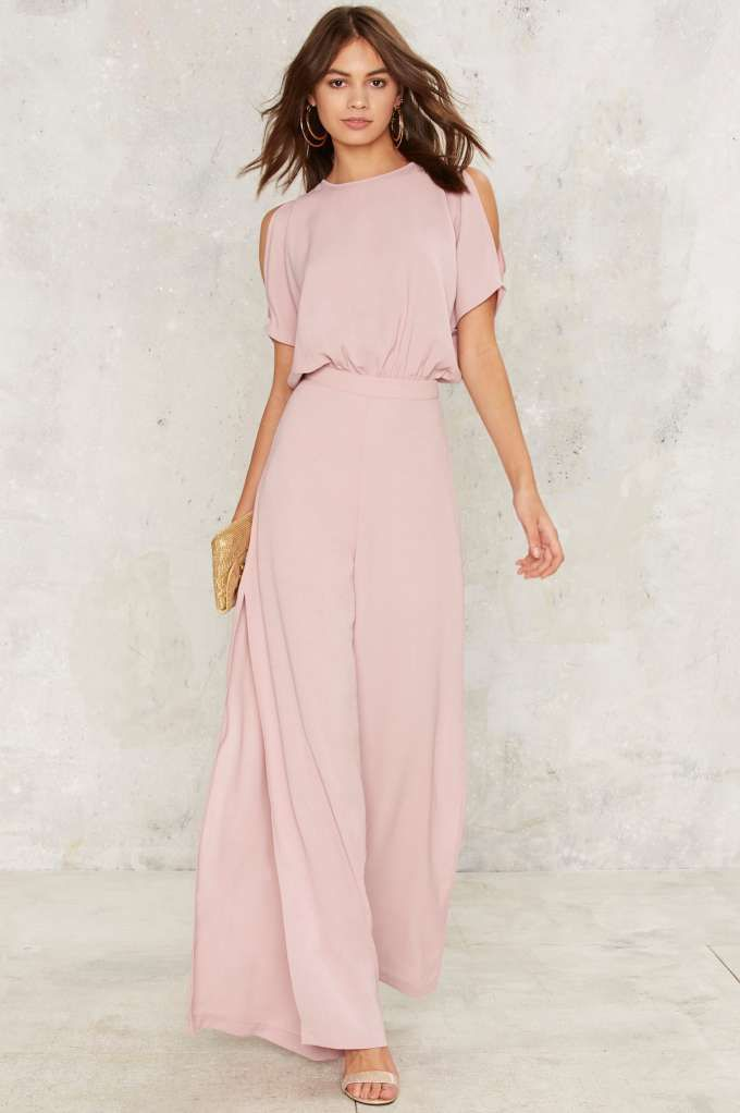 8ffe6dfb7ea Blossom Wide-Leg Jumpsuit - Rompers + Jumpsuits | Best Sellers | Last Chance